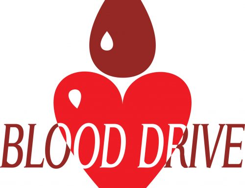 STA Blood Drive – March 11, 2018