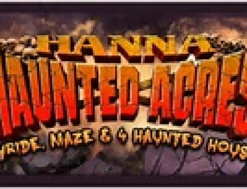 Youth Ministry – Haunted Acres