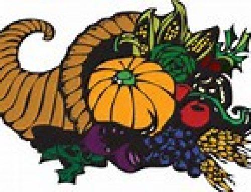 St Vincent de Paul – THANKSGIVING FOOD BASKETS