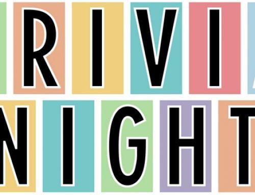 May 4: Trivia Night with a Cinco De Mayo twist!