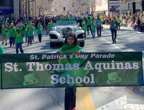 St Patrick's Day 2016!