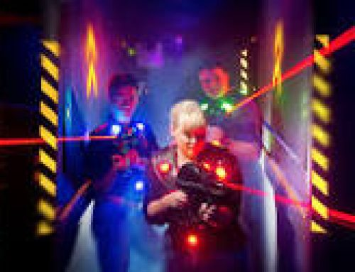 Youth Ministry Event – LASER TAG, February 10