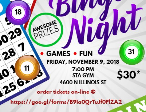 BINGO NIGHT @ STA