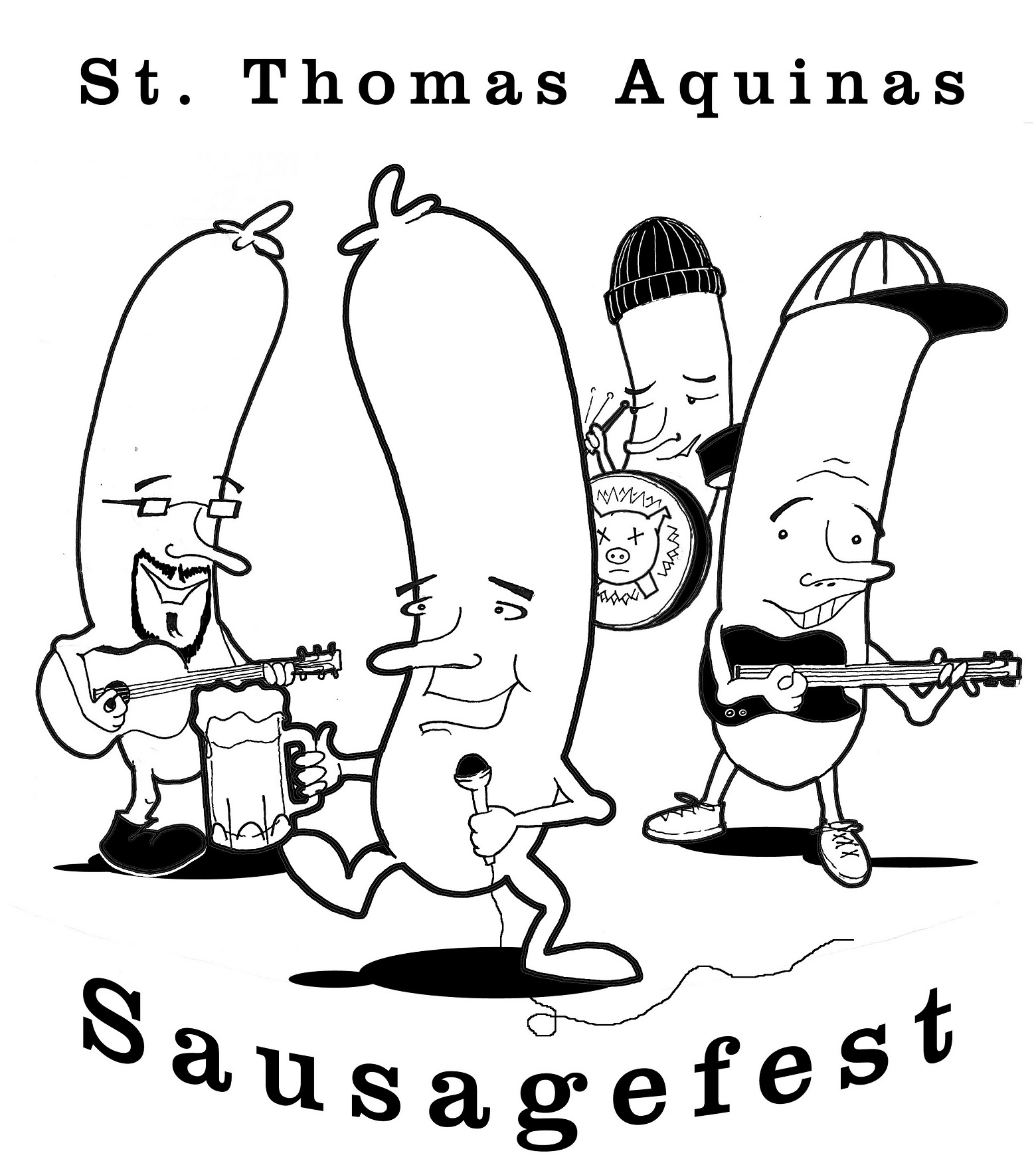 SausageFest 2019 Volunteer SignUp