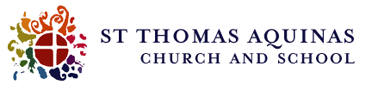 St. Thomas Aquinas Parish Logo