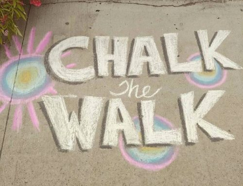 STA Chalk The Walk