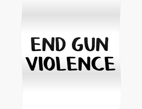 Make Your Voice Heard—Not One More Life Lost to Gun Violence