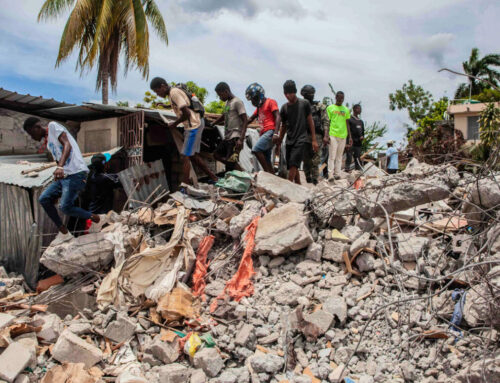 CRS Emergency Fact Sheet Haiti Earthquake August 2021