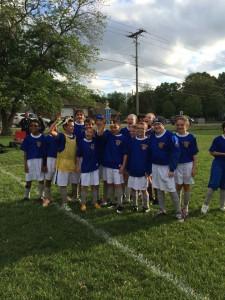 56 Co-ed Soccer City Champs