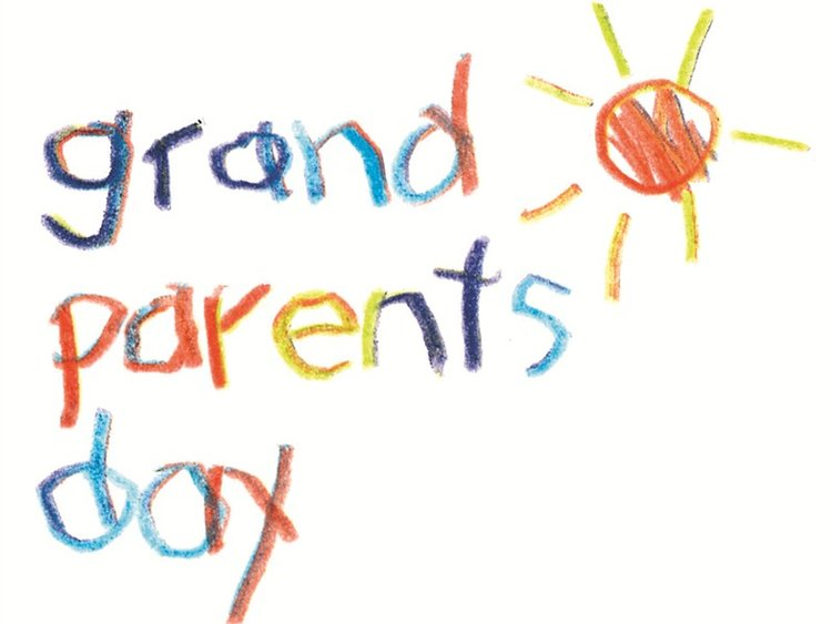 Grandparent's Day – May 1