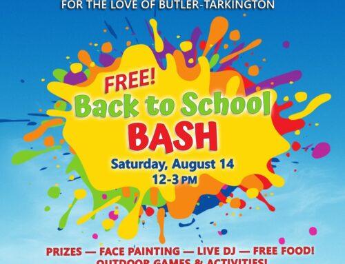 BTNA Back to School Bash Saturday, Aug. 14